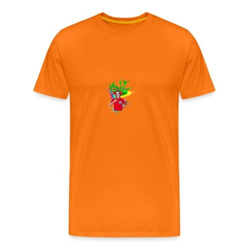 Mitchelsonder Iphonehoesje - Mannen Premium T-shirt