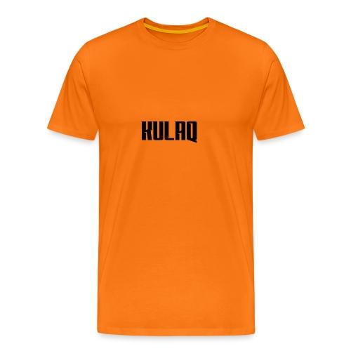 KULAQ - Koszulka męska Premium