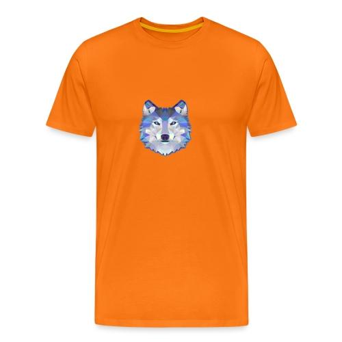 WinterWolf-LoboDeInvierno - Camiseta premium hombre