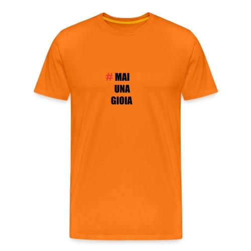 MAGLIA_1 - Maglietta Premium da uomo