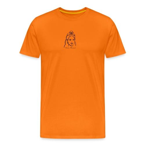 Team Braut - Hochzeit - Männer Premium T-Shirt