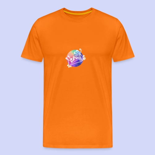 pastel rainbow, NuniDK Collection - Female top - Herre premium T-shirt