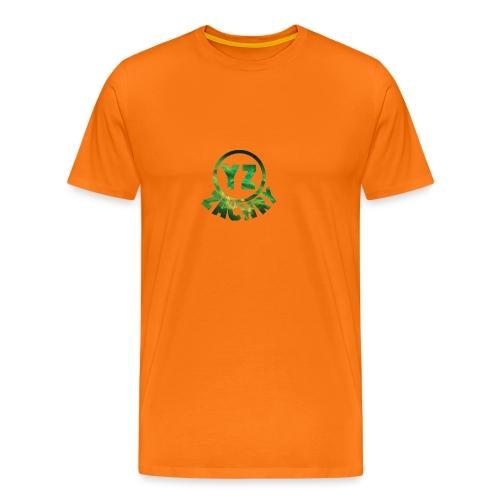 YZ-pet - Mannen Premium T-shirt