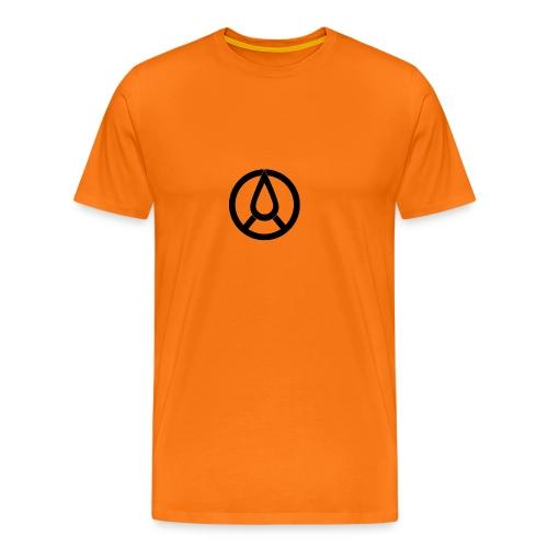 pce_blackd20-1-jhghg - Premium-T-shirt herr