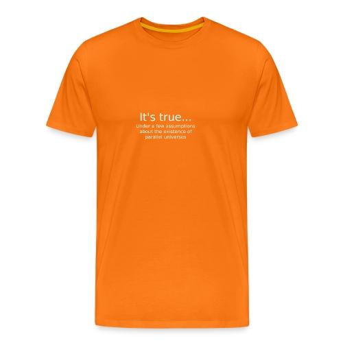 A few assumptions - Herre premium T-shirt