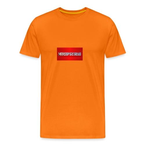 Motor Studio Design 1 - Men's Premium T-Shirt