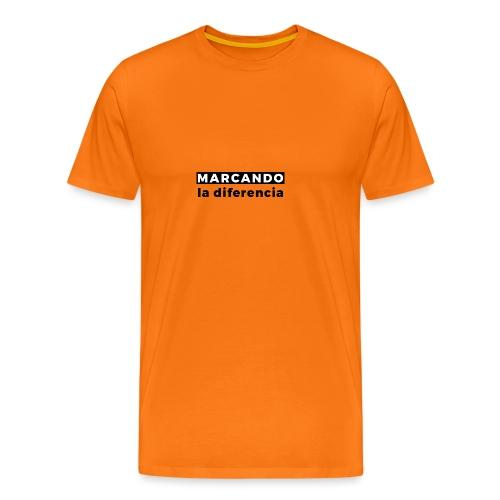 Marcando - Camiseta premium hombre