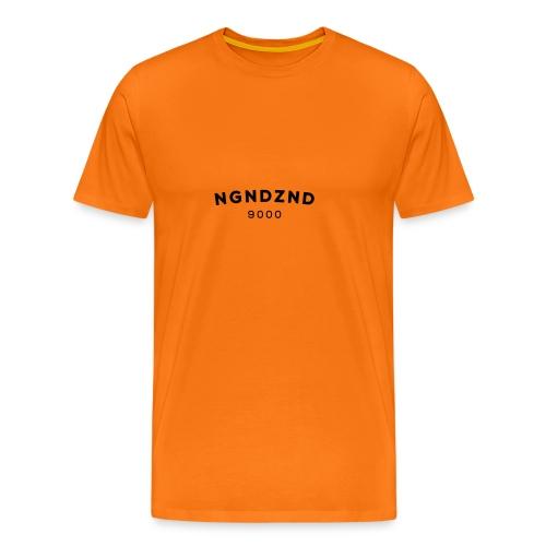 NGNDZND - Mannen Premium T-shirt