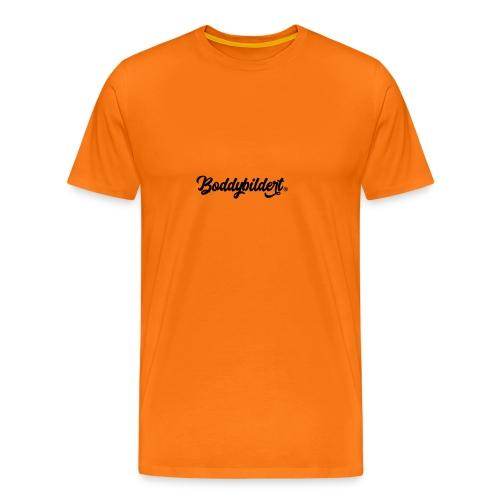 Boddybildert - Mannen Premium T-shirt