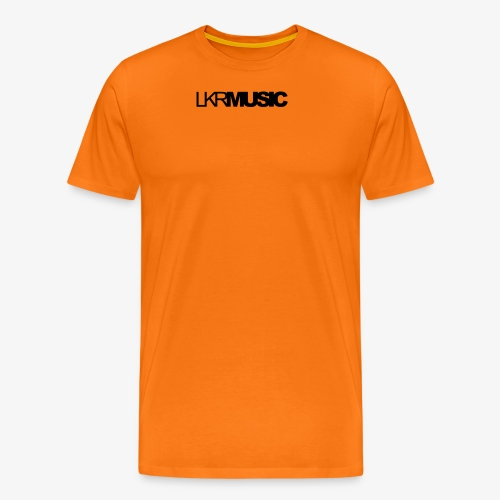LKRMusic logo - Men's Premium T-Shirt