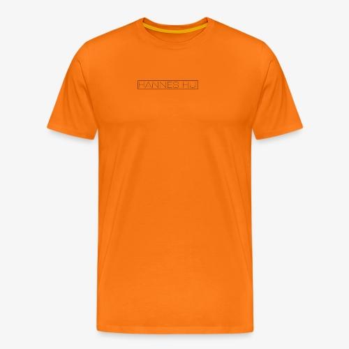 Hannes Logo4 v4 - Männer Premium T-Shirt