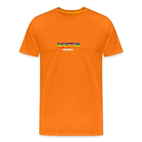 High On Life-Swater - Men's Premium T-Shirt