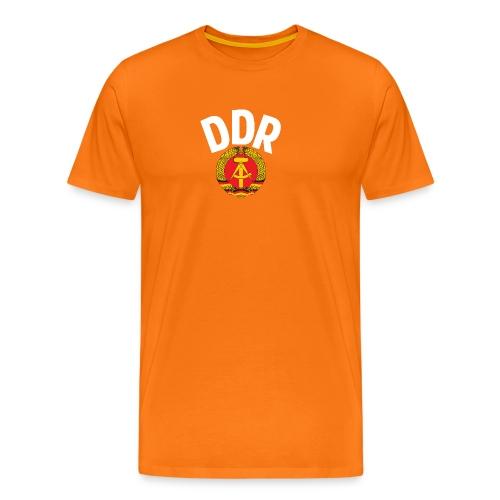 DDR - German Democratic Republic - Est Germany - Men's Premium T-Shirt