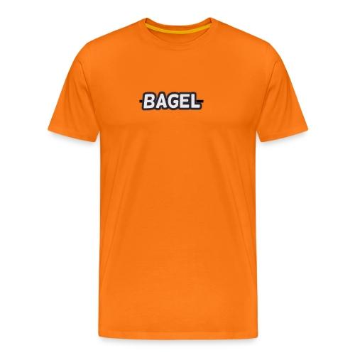 BAGELlllllllllllllllllllllllllllllllllllllllllllll - Mannen Premium T-shirt