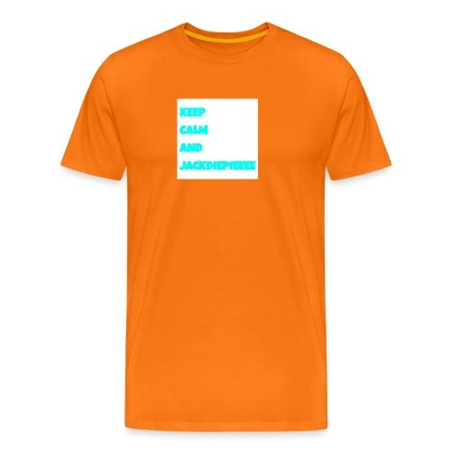 maglietta JACKDIEPIE øfficial 3 - Maglietta Premium da uomo