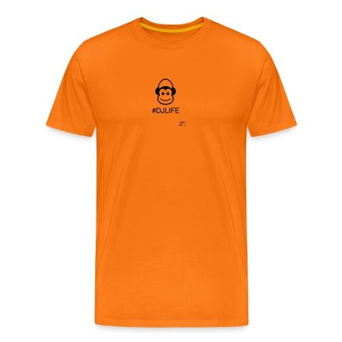 #DJLIFE - Mannen Premium T-shirt
