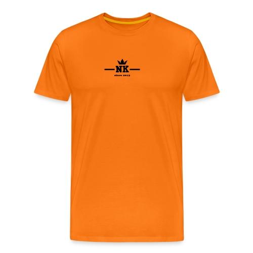 logo_3_schwarz - Men's Premium T-Shirt