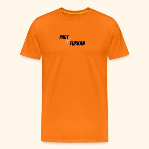 LOGO PARTofFURKAN - Men's Premium T-Shirt