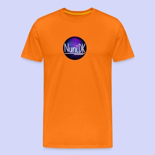 Galaxy shade, NuniDK collection - female top - Herre premium T-shirt