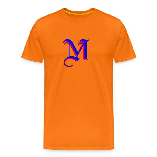madMusic_Records Logo - Männer Premium T-Shirt