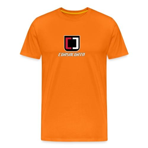 Premium - Corsacorta - Maglietta Premium da uomo