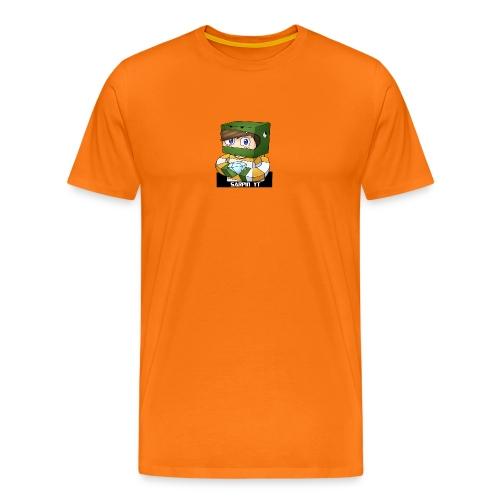Mochila SarpinYT - Camiseta premium hombre