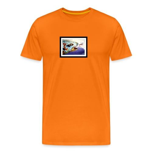 trota - Maglietta Premium da uomo