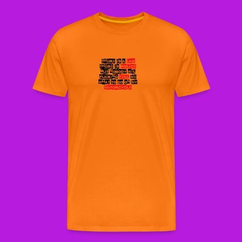 Naamloos1 - Men's Premium T-Shirt