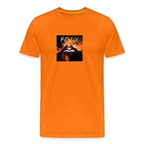FE3LiX Logo. . g - Männer Premium T-Shirt