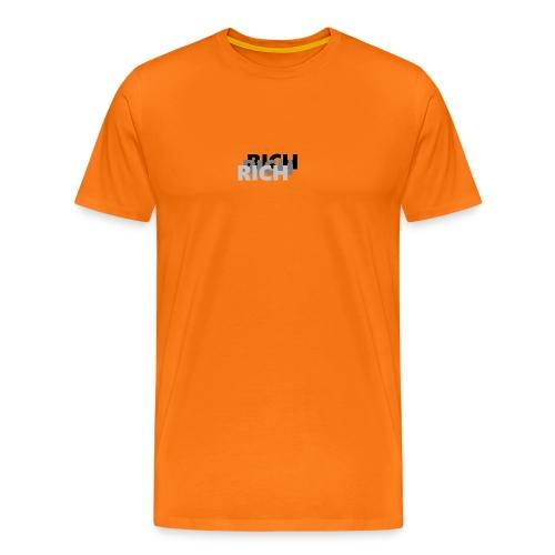 RICH RICH RICH - Mannen Premium T-shirt