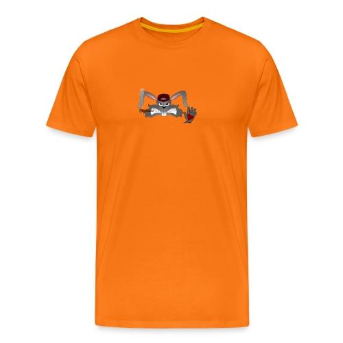 Hallo How are you - Herre premium T-shirt