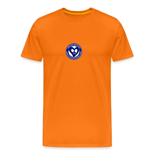 THIS IS THE BLUE CNH LOGO - Men's Premium T-Shirt