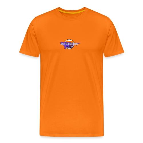 ULraNaetDK2 - Herre premium T-shirt