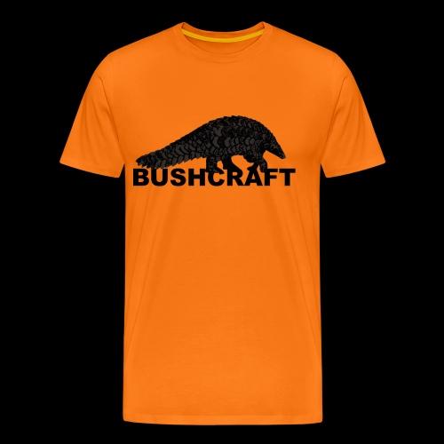 bushcraft outdoor natur wandern camping kinder - Männer Premium T-Shirt