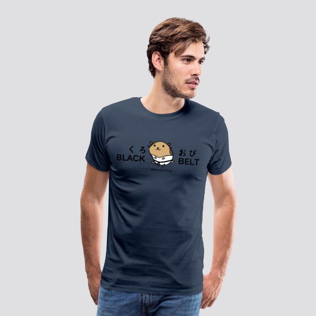 Zwarte gordel hamster