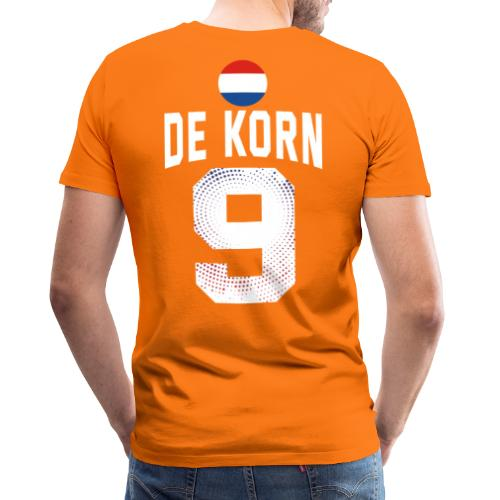 De Korn Niederlande Holland Party Sauftrikot - Männer Premium T-Shirt