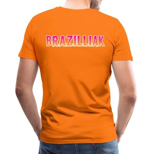 BrazilliaK - Men's Premium T-Shirt