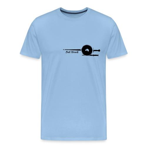 SubBrachLogo3 - Männer Premium T-Shirt