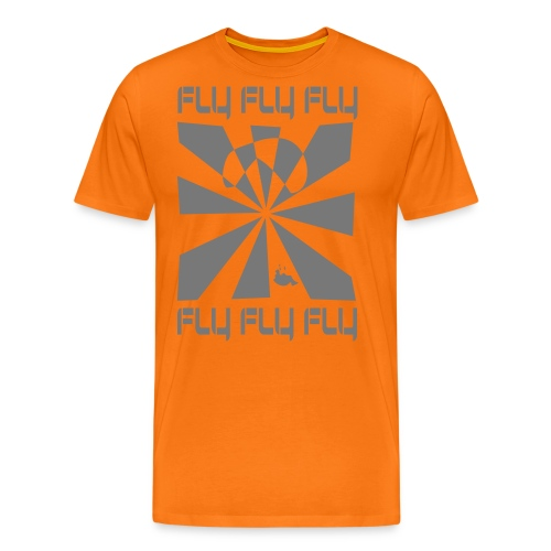 PG FLY FLY FLY - Men's Premium T-Shirt