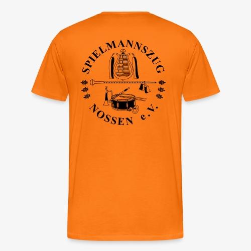 SPMZ wappen st gif - Männer Premium T-Shirt