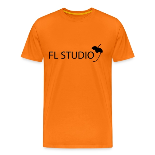 FL Name With Logo AI - Men's Premium T-Shirt