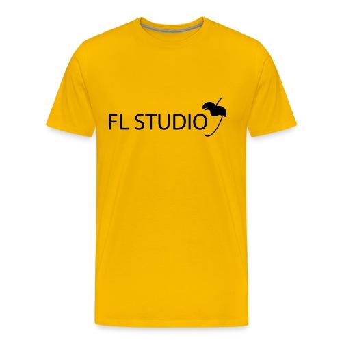 FL Name With Logo AI - Men's Premium T-Shirt
