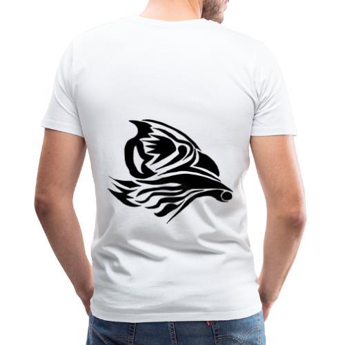 Aigle Abstrait - T-shirt Premium Homme