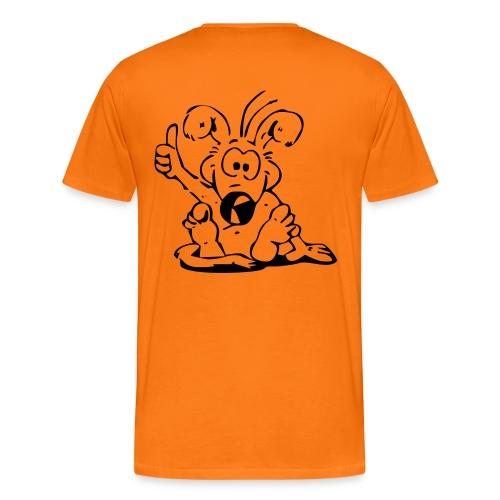 schnuffi vektorgrafik - Männer Premium T-Shirt