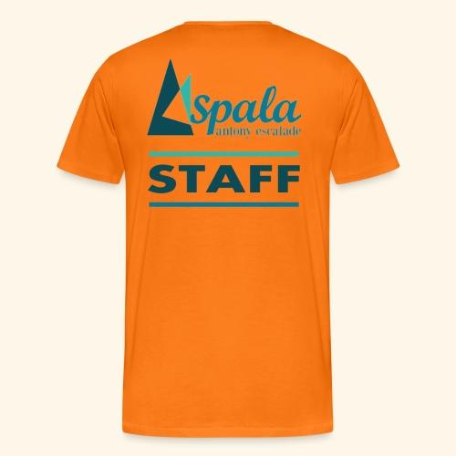 ASPALA - Staff - T-shirt Premium Homme