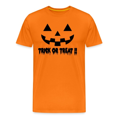 Trick or treat!! - Men's Premium T-Shirt