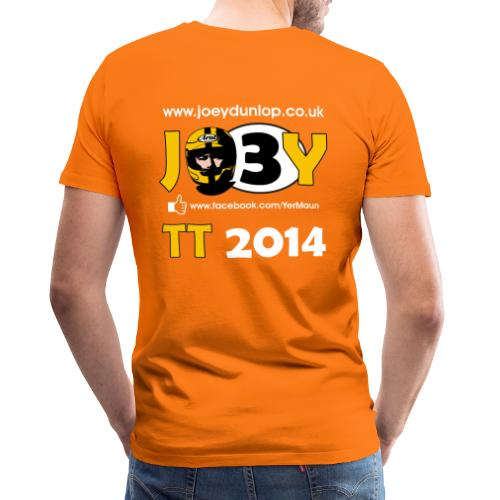 tt2014 design - Men's Premium T-Shirt