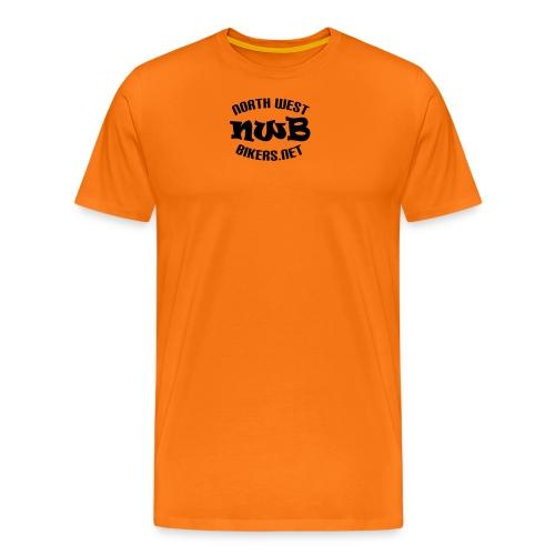 nwb logo4 - Men's Premium T-Shirt