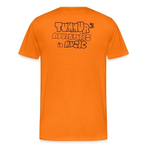taim full logo - Men's Premium T-Shirt