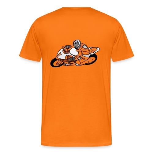 Rennfahrer III - Männer Premium T-Shirt